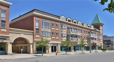 116 Cornell Park Condos Markham MLS Listings For Sale
