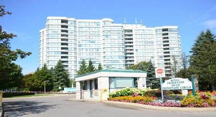 Royal Promenade Condos 120 Promenade Thornhill MLS Listings For Sale