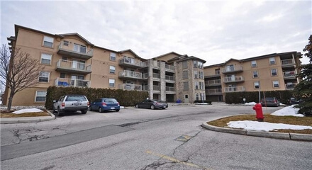 Abbey Oaks Condos 1440 Bishops Oakville MLS Listings