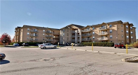 Abbey Oaks Condos 1490 Bishops Oakville MLS Listings