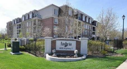 Ambria Condos 4620 Highway 7 Vaughan Woodbridge MLS Listings For Sale