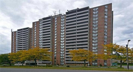 Bayshore Tower Condos 1210 Radom Pickering MLS Listings