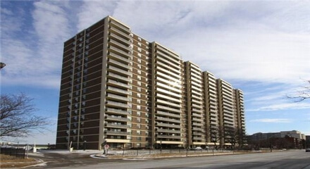 Bransfield House Condos 511 The West Mall Toronto MLS Listings