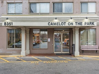 Camelot On The Park Condos 8351 McLaughlin Brampton Condo