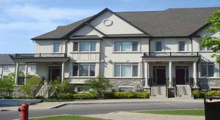 Centre Park Condo Towns Thornhill Vaughan MLS Listings For Sale