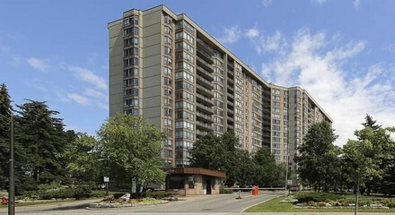 Crown West Condos 20 Cherrytree Brampton MLS Listings For Sale