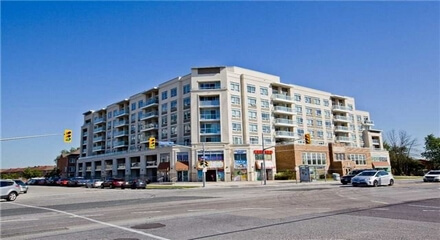Milliken Centre Condos 4600 Steeles East MLS Listings For Sale
