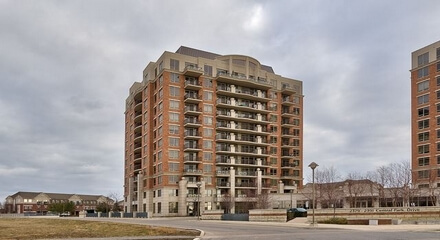 Oakpark Condos 2391 Central Park Oakville MLS Listings
