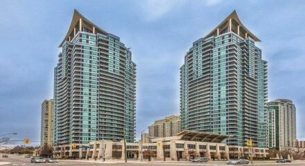 One City Centre Condos 33 Elm Mississauga MLS Listings For Sale