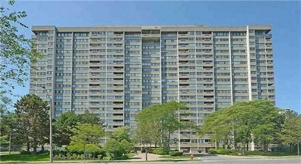 Parkway Terrace Condos 1580 Mississauga Valley MLS Listings For Sale