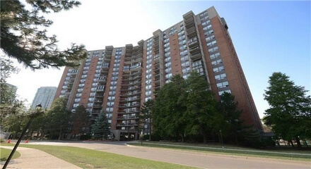 Parkway Terrace Condos 20 Mississauga Valley MLS Listings For Sale