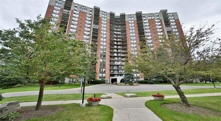 Parkway Terrace Condos 50 Mississauga Valley MLS Listings For Sale