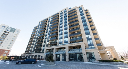 Posh Condos 520 Steeles West Thornhill Vaughan MLS Listings For Sale