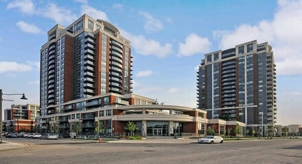 River Park Condos 1 Uptown Markham MLS Listings For Sale