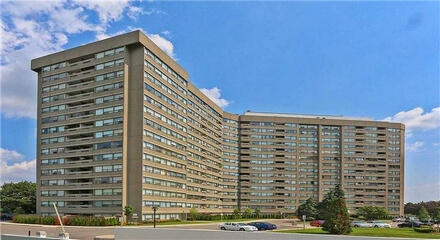 Sunset West Condos 475 The West Mall Toronto MLS Listings For Sale
