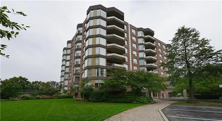 The Arboretum Condos 1901 Pilgrims Oakville MLS Listings
