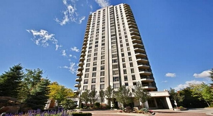 The Palace Condos 1900 The Collegeway MLS Listings