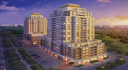 Upper Village Condos 9506 Markham MLS Listings For Sale